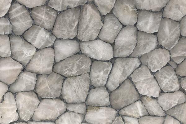 Quarzite White Silver
